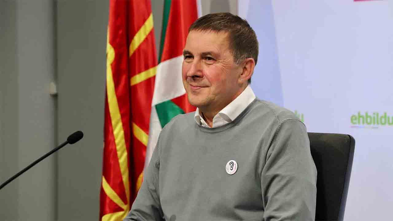 Un 91,5% de los militantes de EH Bildu apoyan los Presupuestos