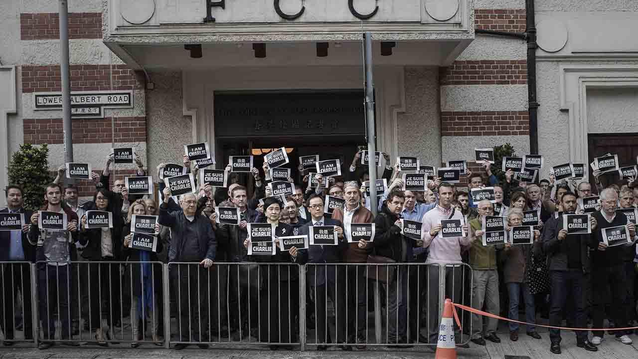14 condenados en Francia por el atentado a la sede de Charlie Hebdo