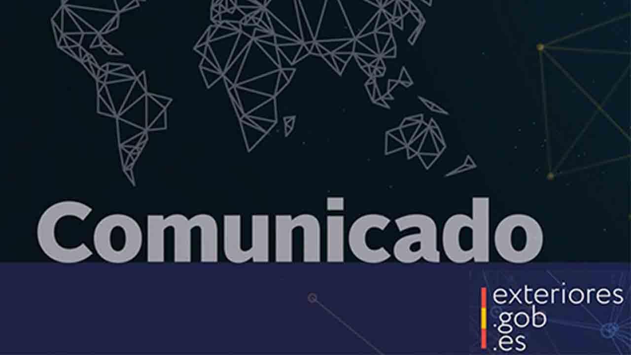 Comunicado conjunto España-Marruecos sobre la Reunión de Alto Nivel
