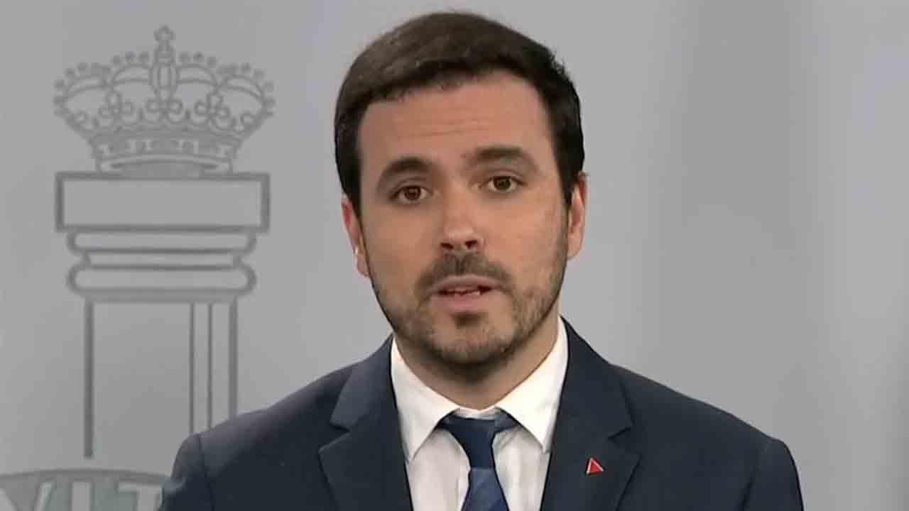 Garzón indica que el Gobierno es estable y consolidado a pesar de las mentiras de la derecha