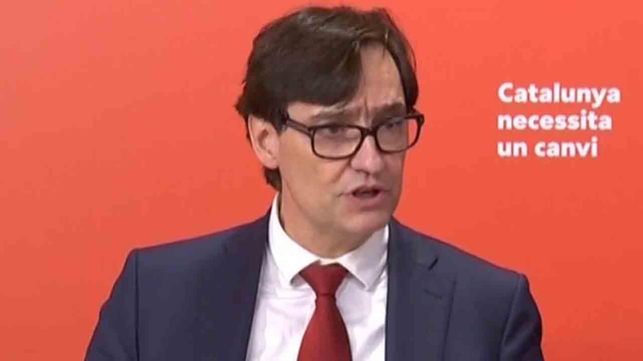 Illa acepta liderar la lista del PSC en las elecciones catalanas 2021