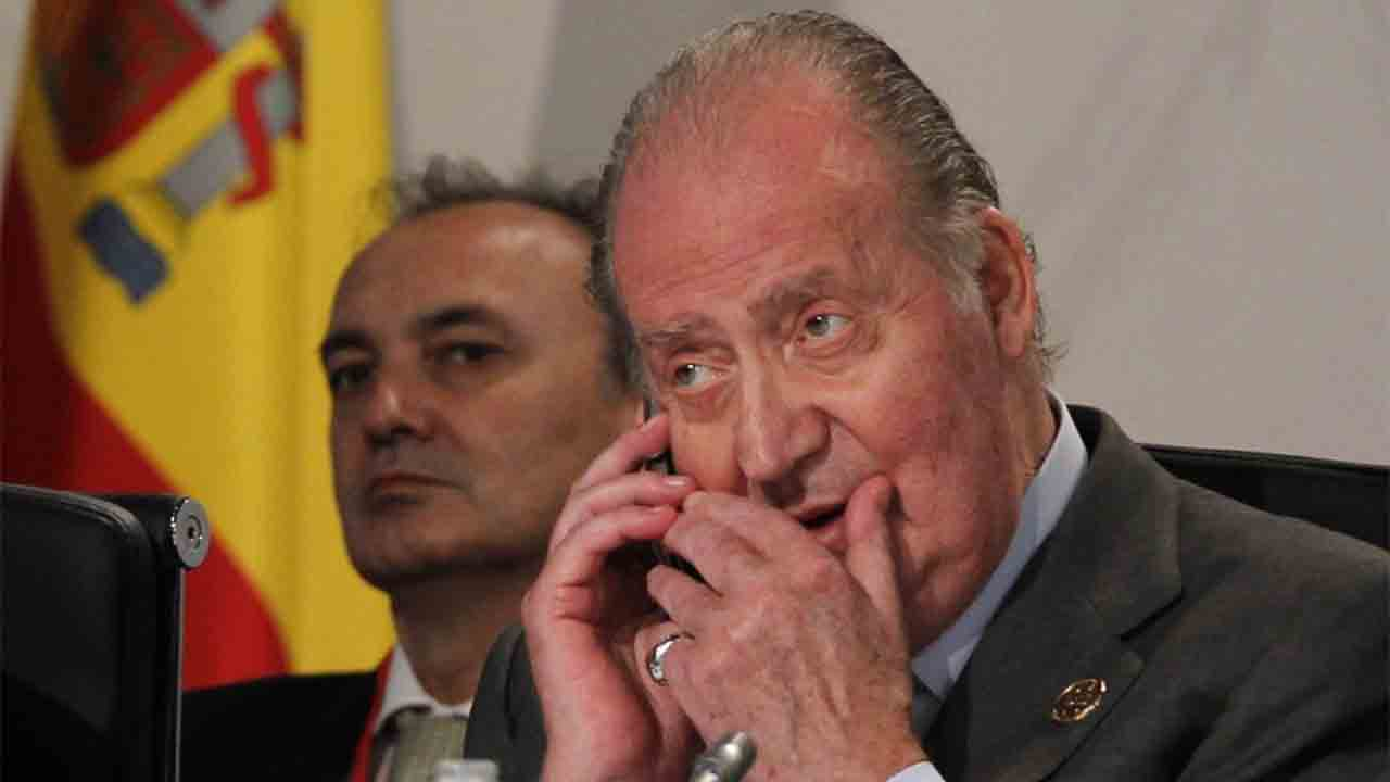 Juan Carlos I paga a Hacienda 678.393 euros para regularizar su situación fiscal