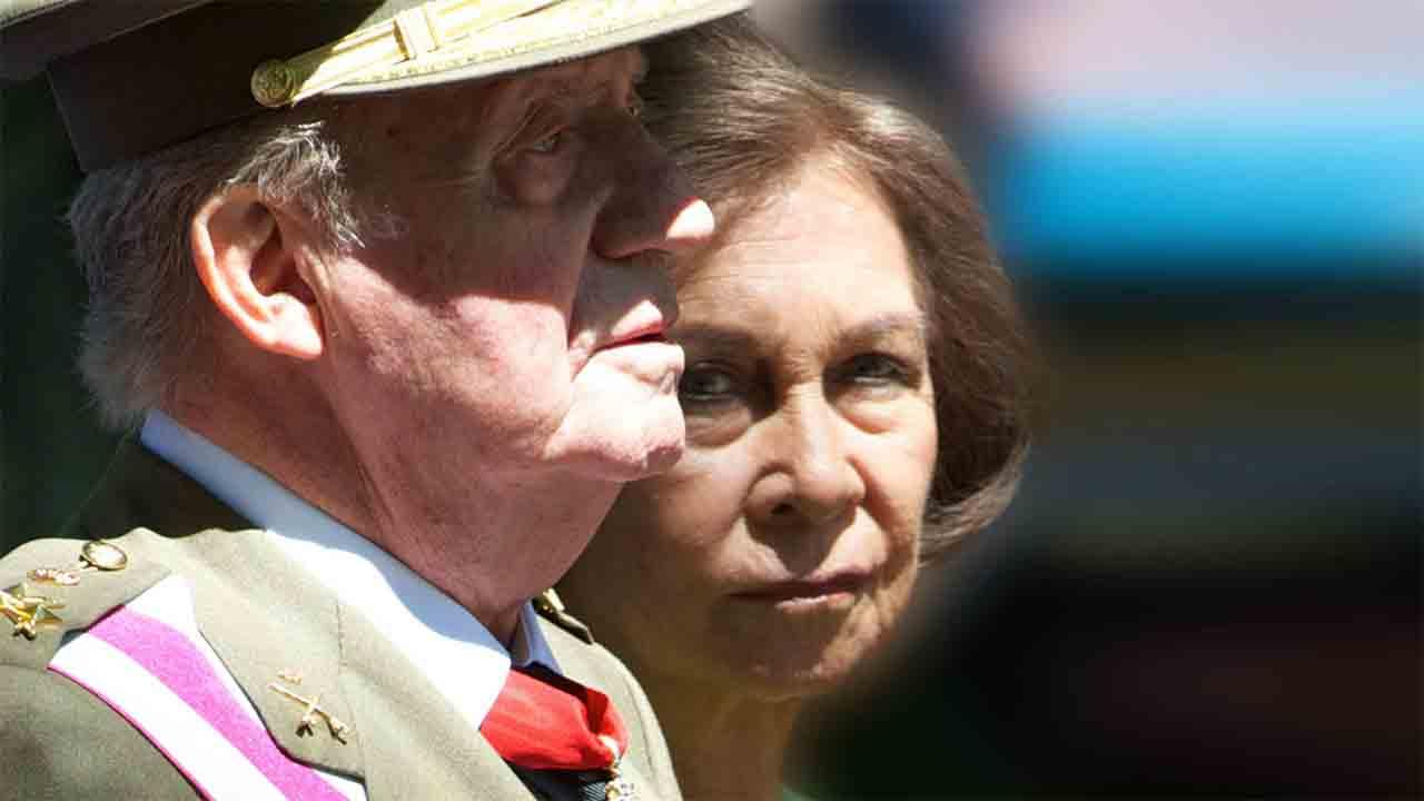 Juan Carlos I presenta una declaración en Hacienda para evitar la investigación de las tarjetas opacas