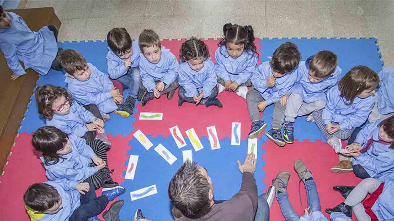 La escolarización de 0 a 3 años mejora el rendimiento en matemáticas y ciencias