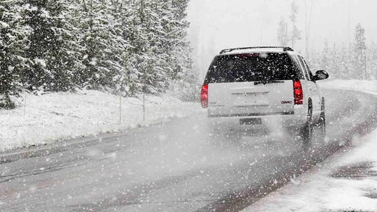 ¿Necesitas desplazarte en Nochevieja y Año Nuevo? Consulta el estado de las carreteras