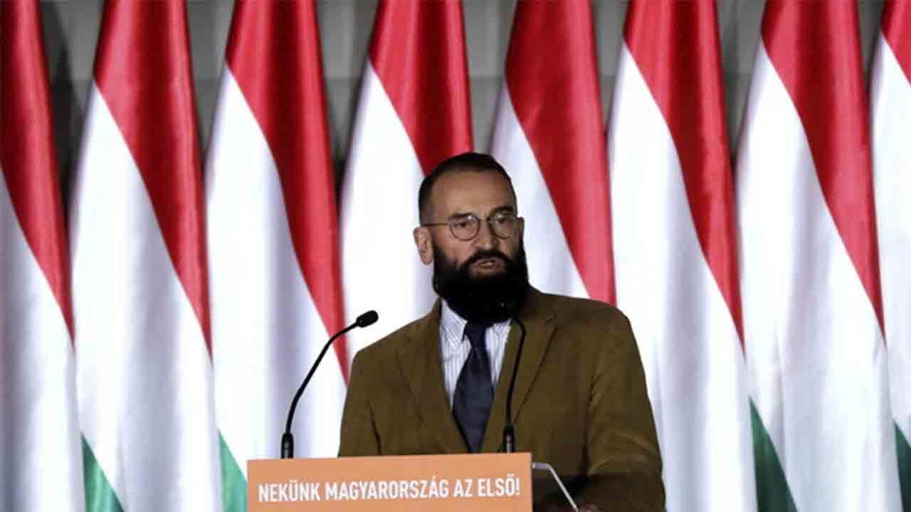 Pillado en una orgía gay un eurodiputado húngaro homófobo