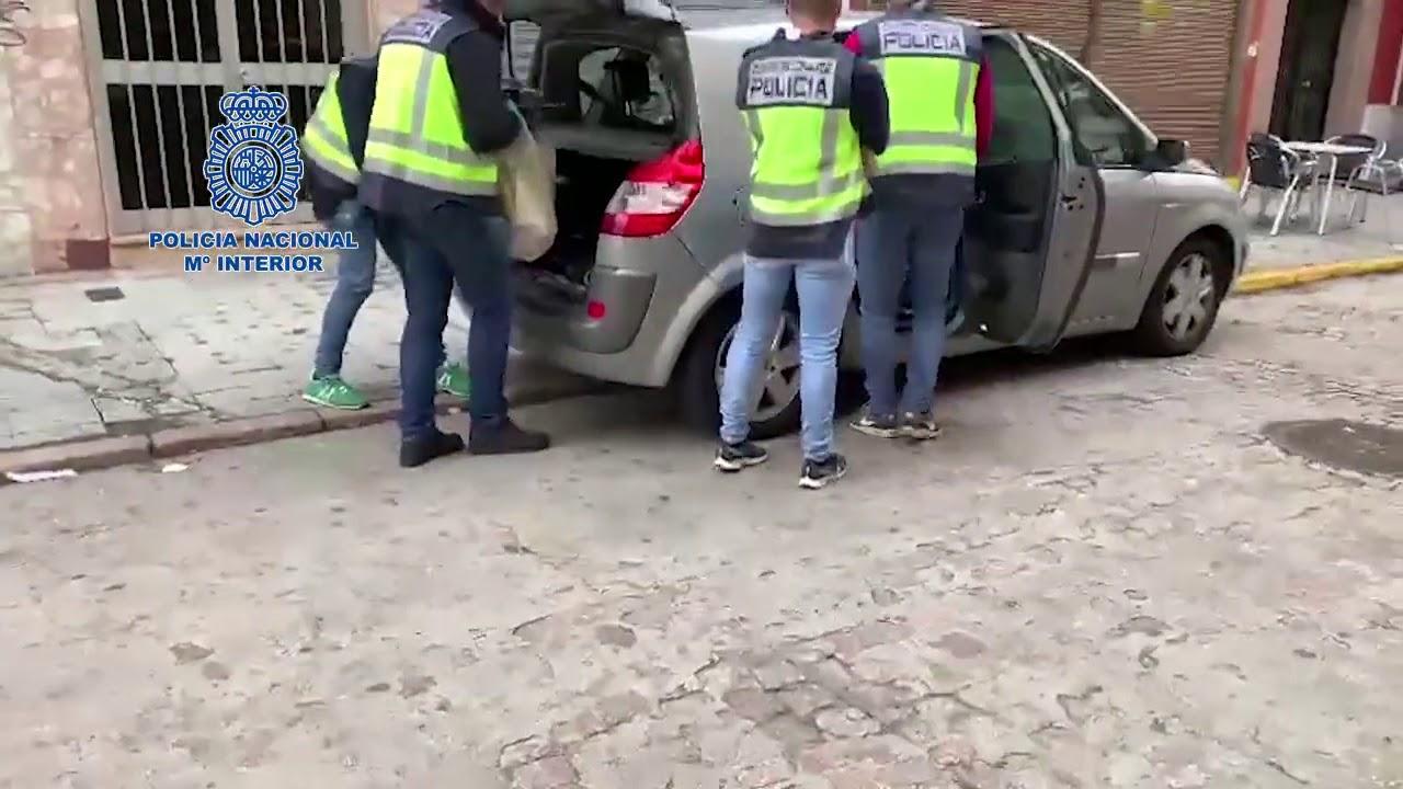 Liberadas dos víctimas de explotación sexual en Córdoba y detenidas cinco personas