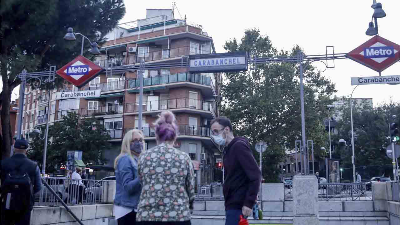 16 casos confirmados de la cepa británica en Madrid y otros 70 en estudio