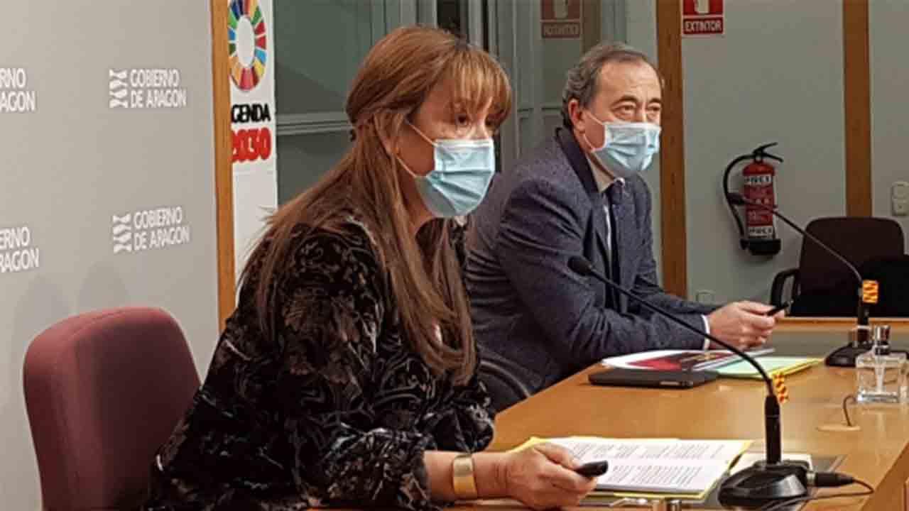 Aragón reduce el horario de las actividades e impone nuevos confinamientos