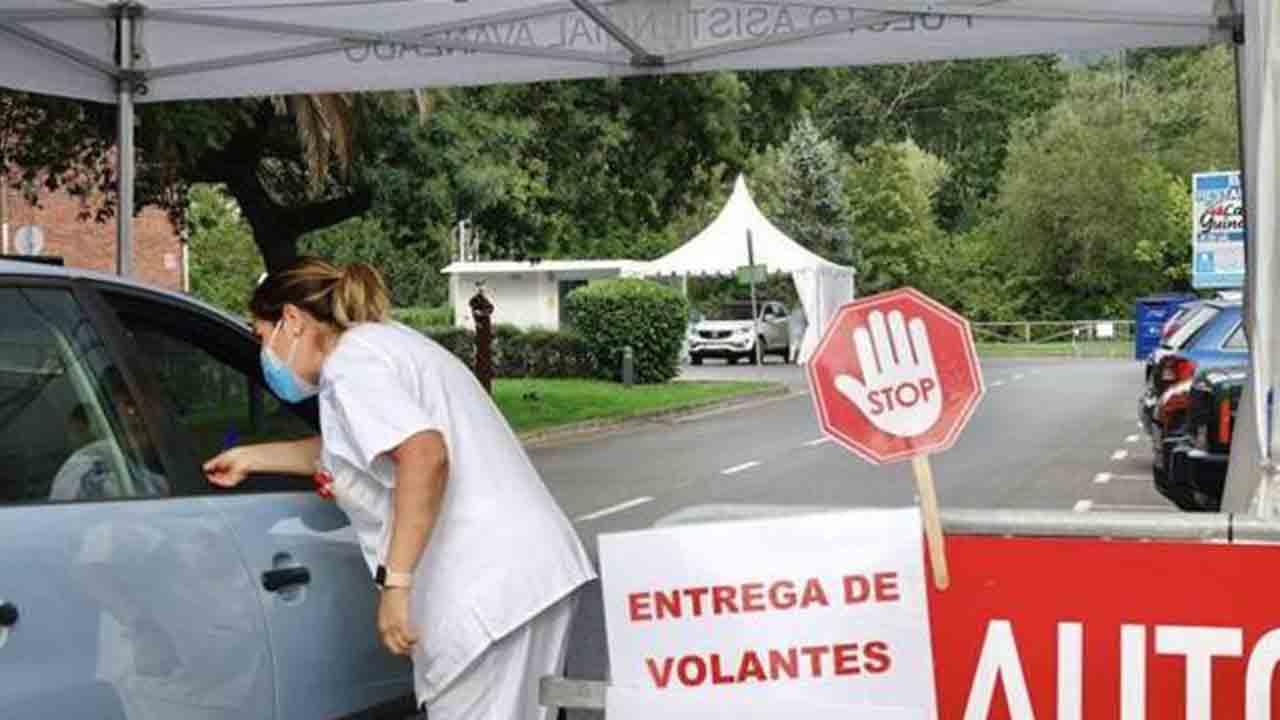 Asturias sufre una oleada de contagios, por encima de los 300 diarios