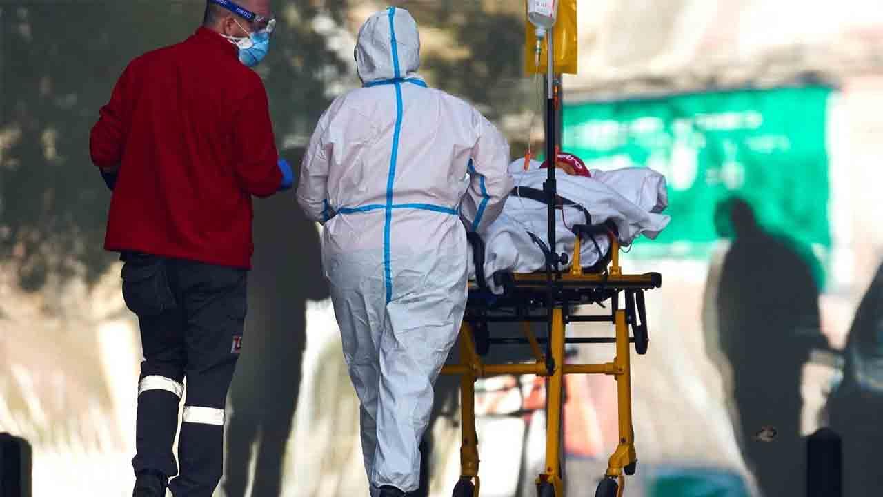 Cifra récord de contagios diarios de Covid con 38.869 casos