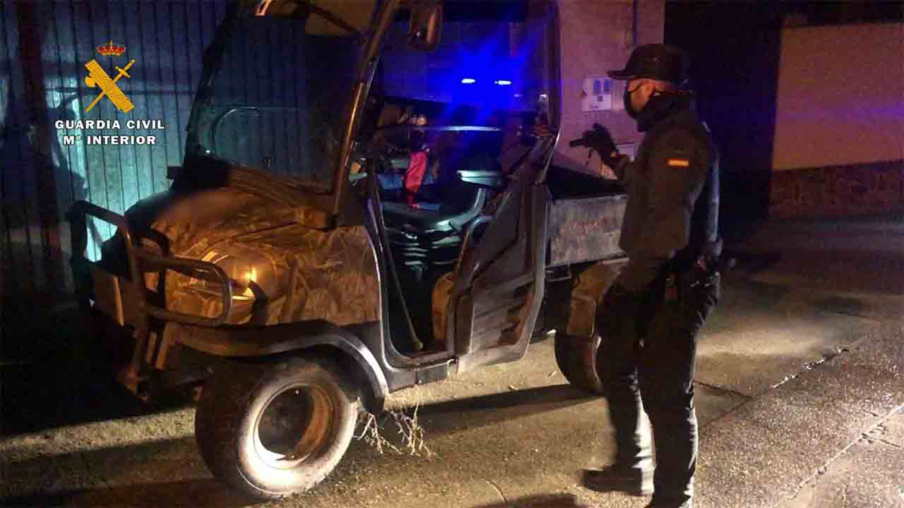 Detenido en La Rioja por atropellar a tres personas y darse a la fuga