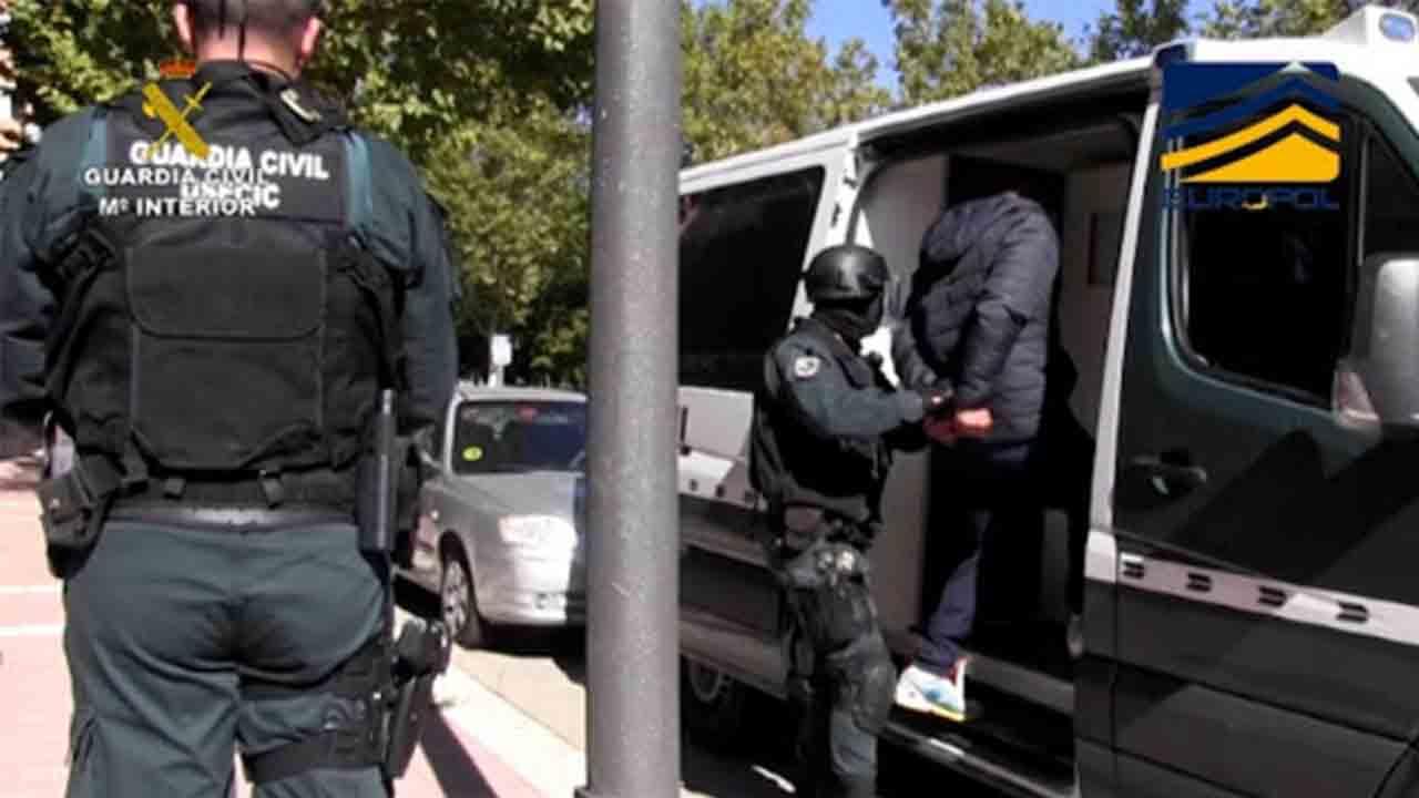 Detenidos varios sicarios dedicados al cobro de deudas del narcotráfico