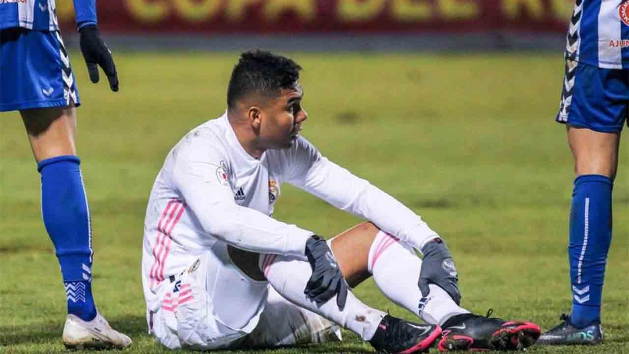 El Alcoyano, de 2ª B, humilla al Real Madrid en la Copa del Rey