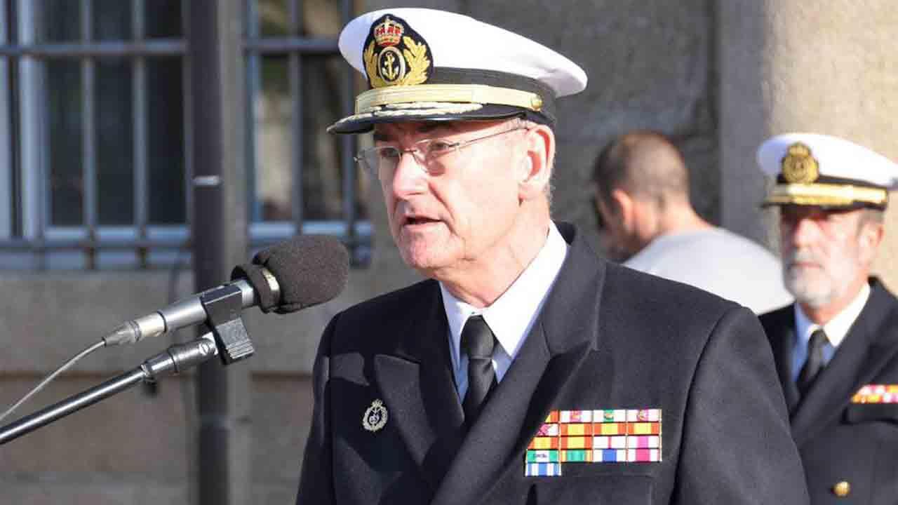 El almirante general Teodoro López es el nuevo JEMAD