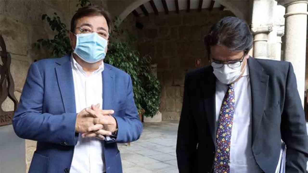 Extremadura anuncia el cierre perimetral de todas las localidades