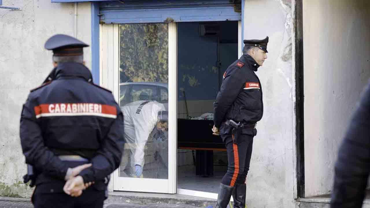 Golpe a la mafia en Italia