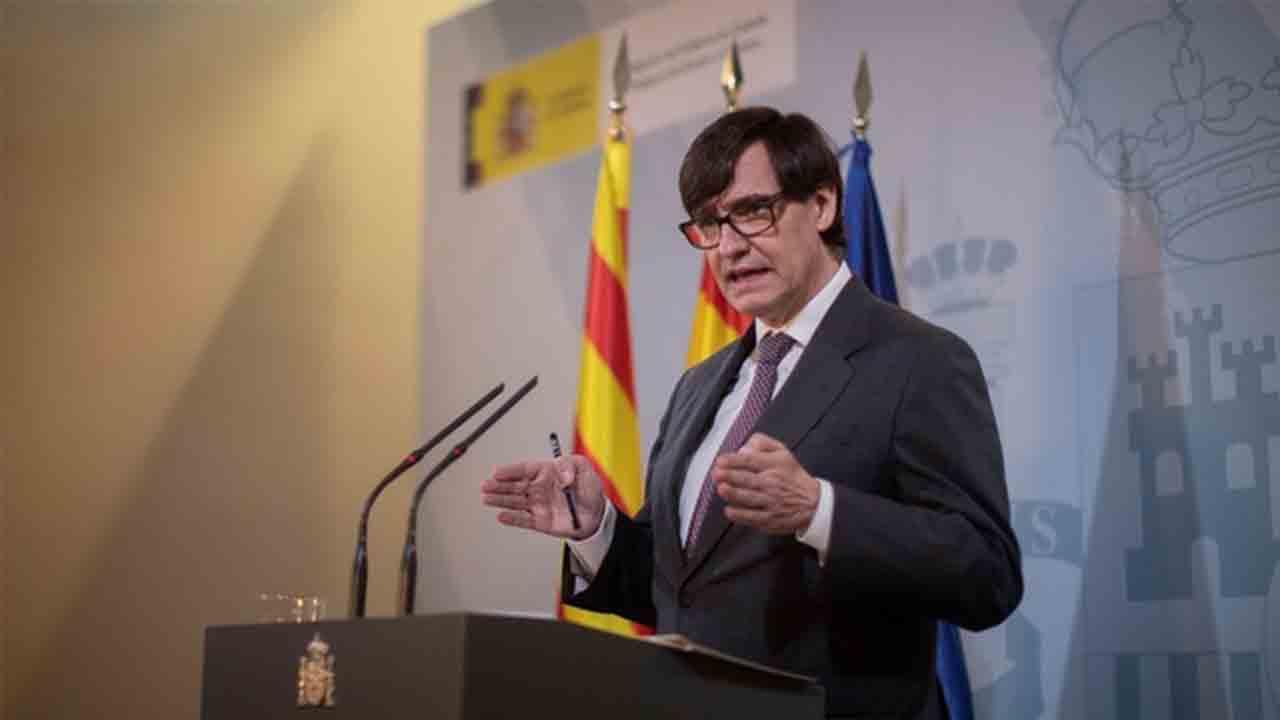 Illa dimitirá hoy como ministro de Sanidad para centrarse en las elecciones catalanas