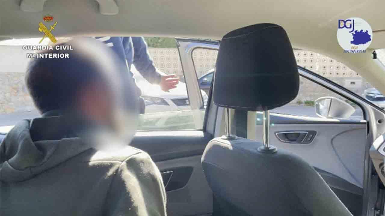 La Guardia Civil detiene a uno de los mayores narcotraficantes de Bélgica