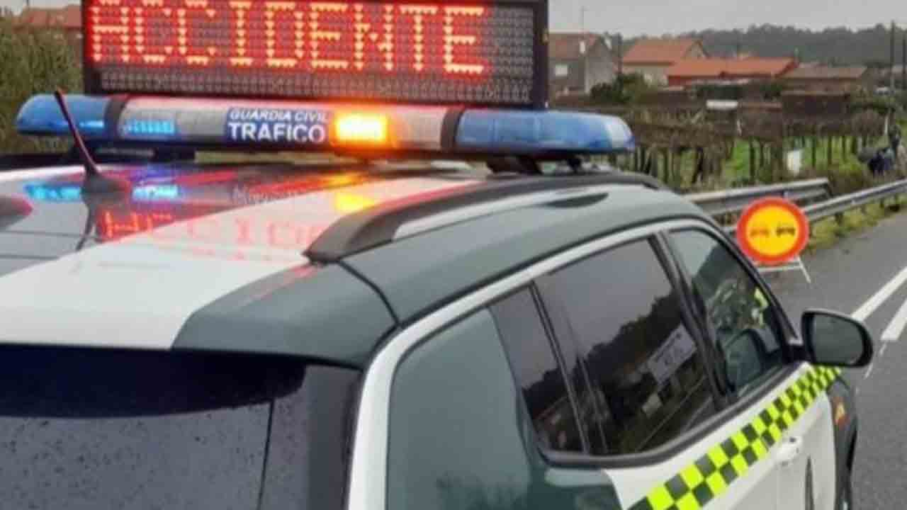 Tres fallecidos en el atropello de un camión en Tordesillas (Valladolid)