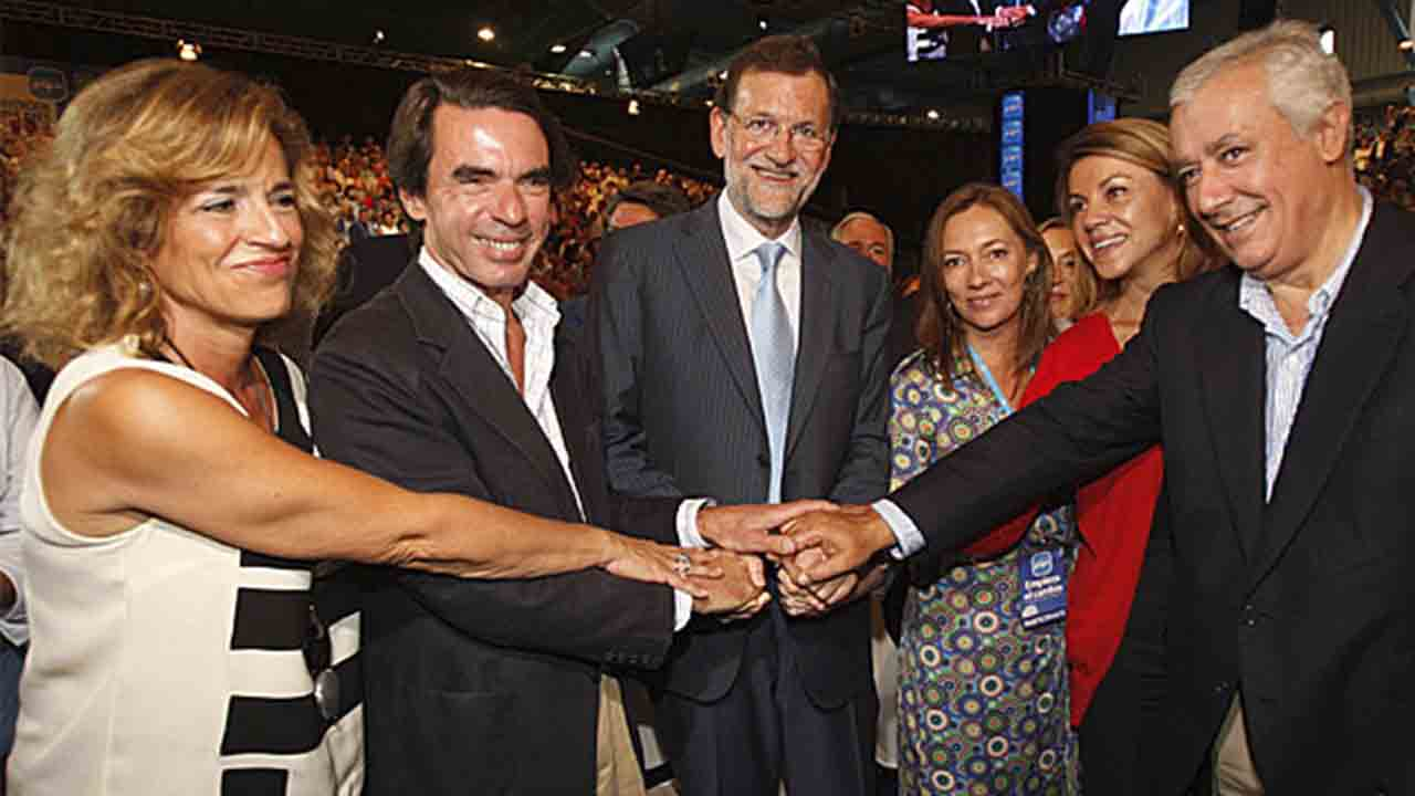 Bárcenas a juicio por la caja B del PP con Aznar y Rajoy