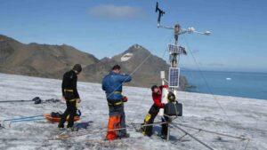 Comienzan a operar las Bases Antárticas españolas