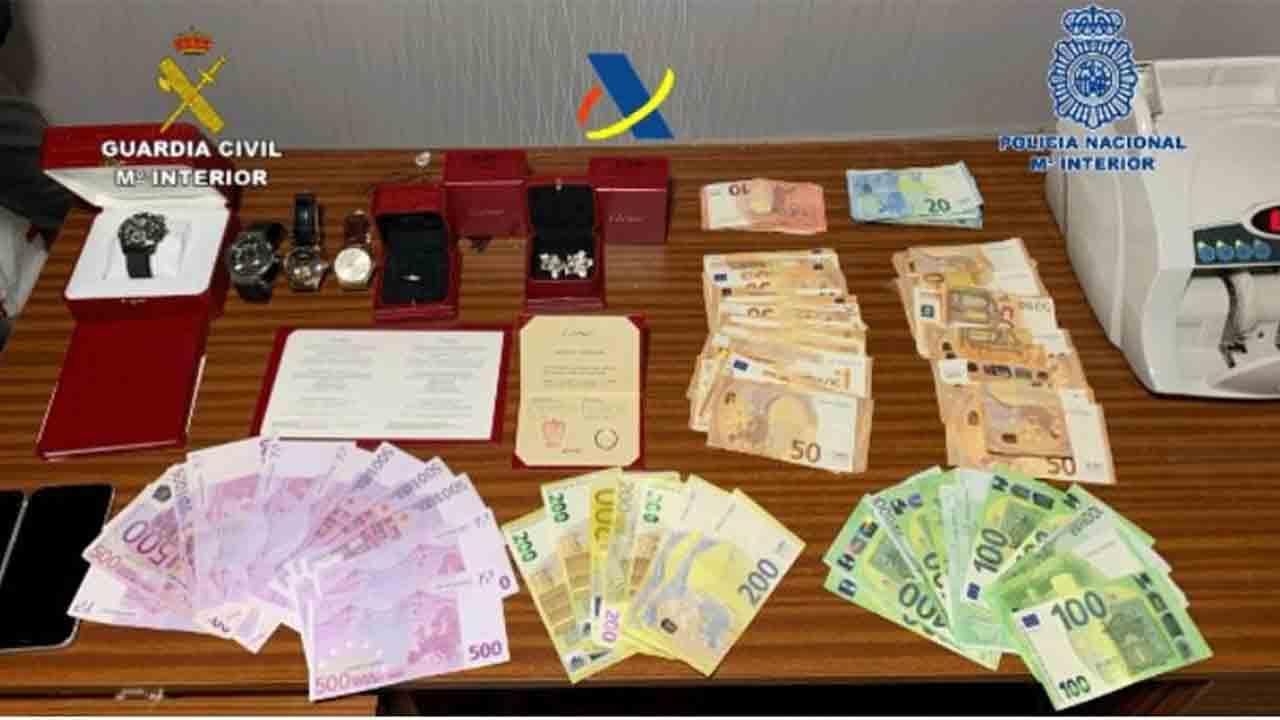 Desarticulada una mafia china dedicada al tráfico de drogas