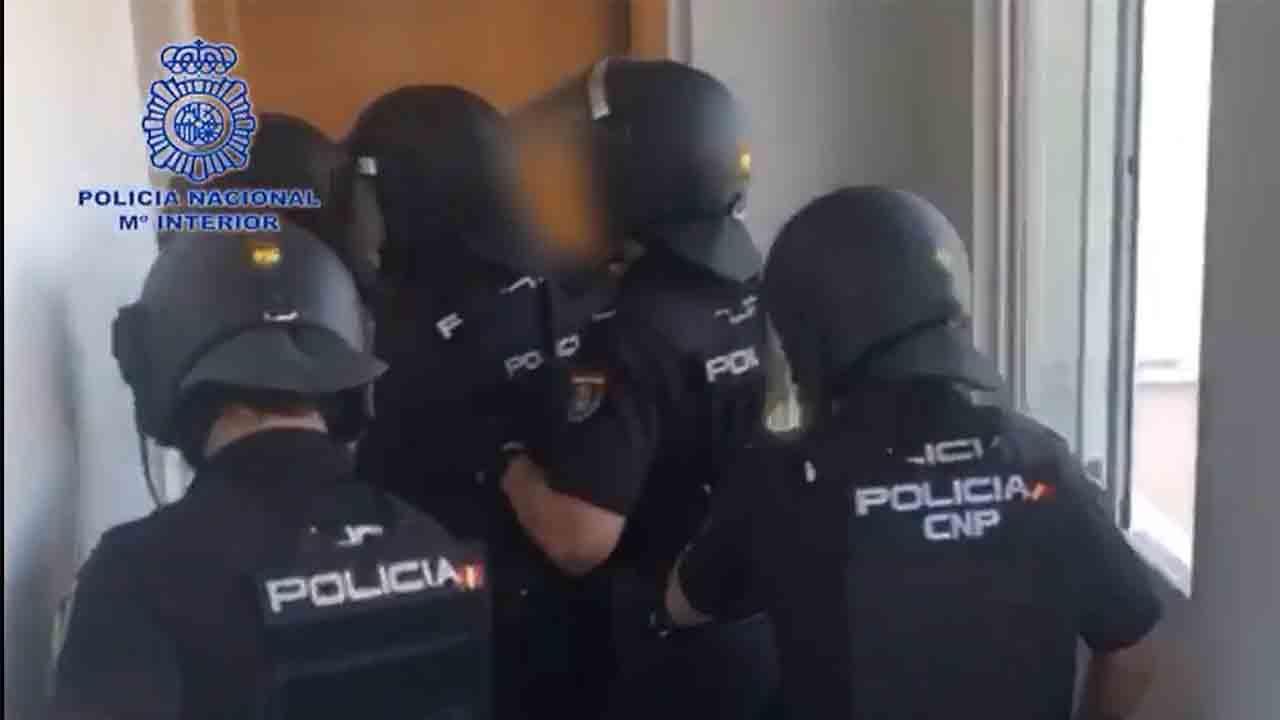 Detenido en Murcia un hombre que llevaba 15 años traficando con drogas a nivel internacional