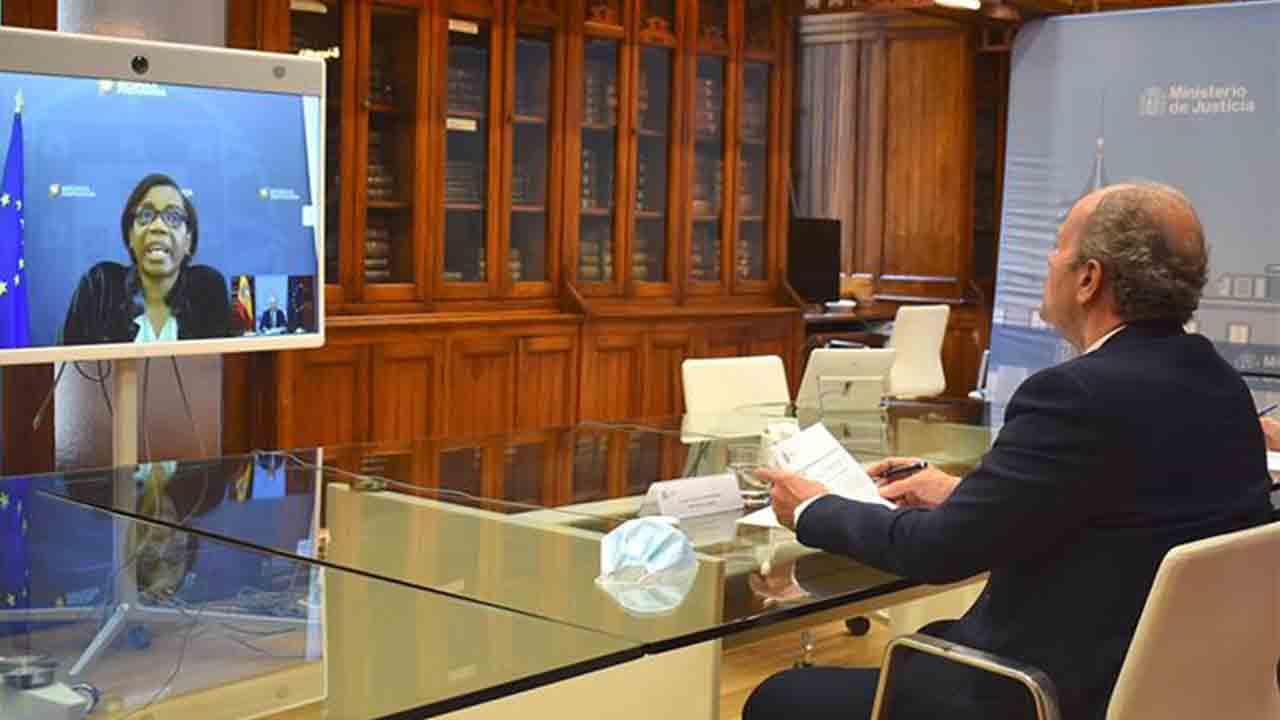España y Portugal refuerzan su colaboración en el ámbito de la Justicia