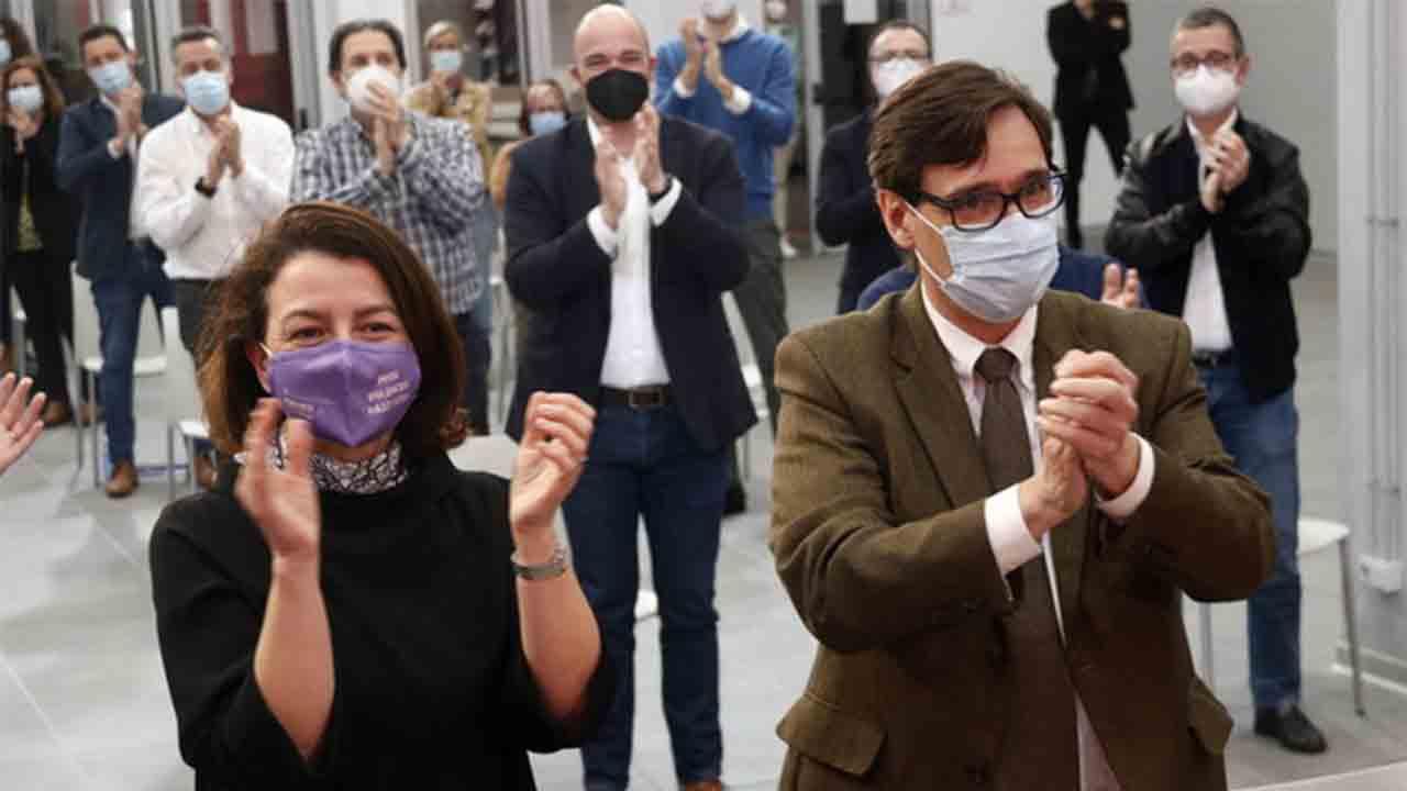 Illa quiere que Eva Granados presida el Parlament de Catalunya