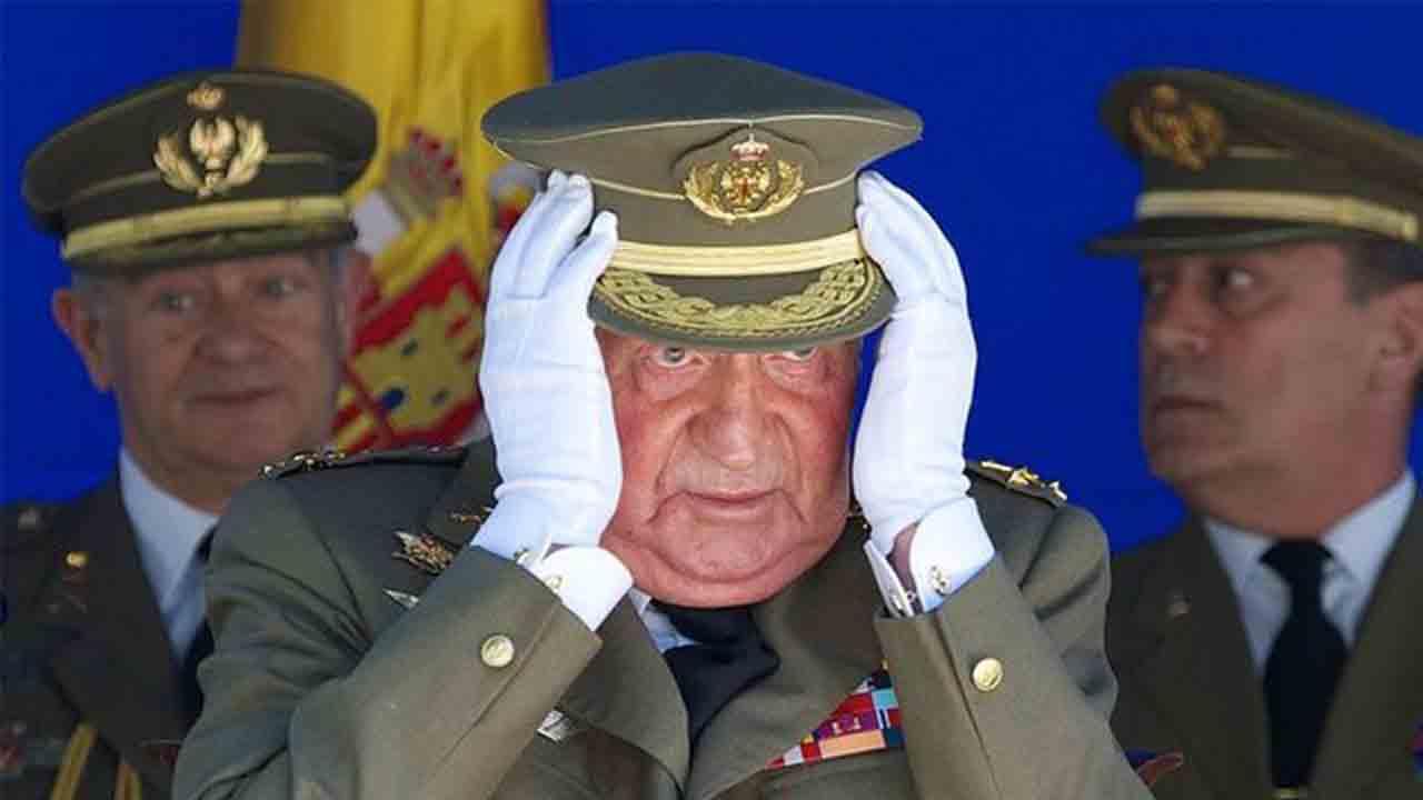 Juan Carlos I paga casi 4 millones y medio a Hacienda para regularizar