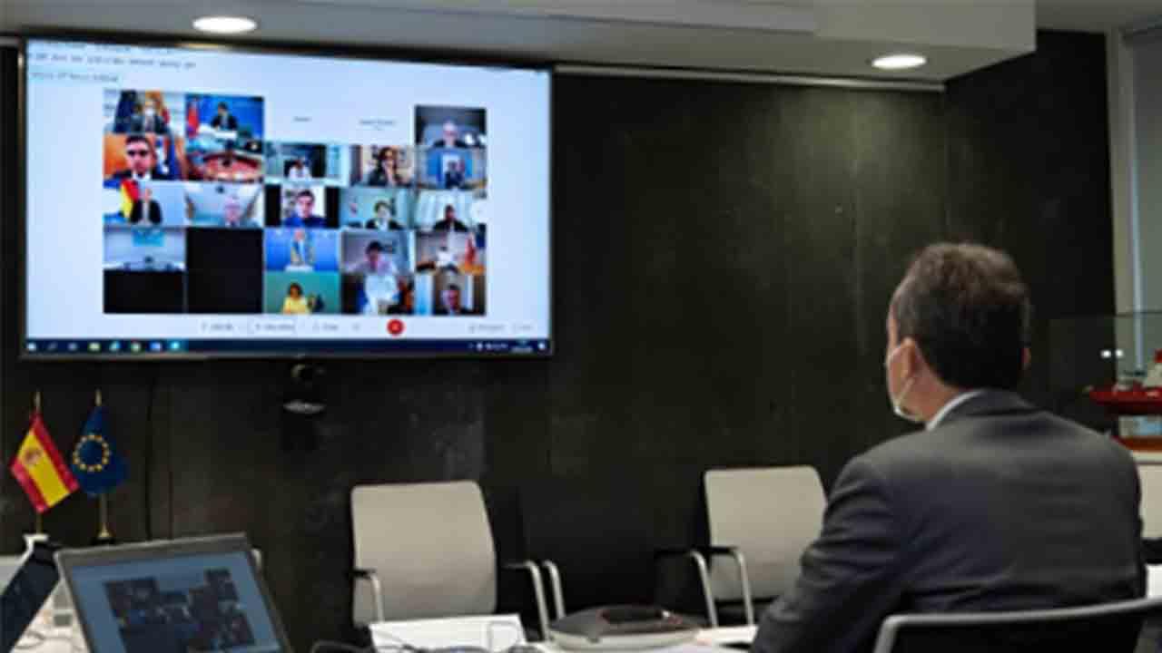 Pedro Duque apuesta en Europa por aumentar la financiación de la I+D+I para atraer y retener talento