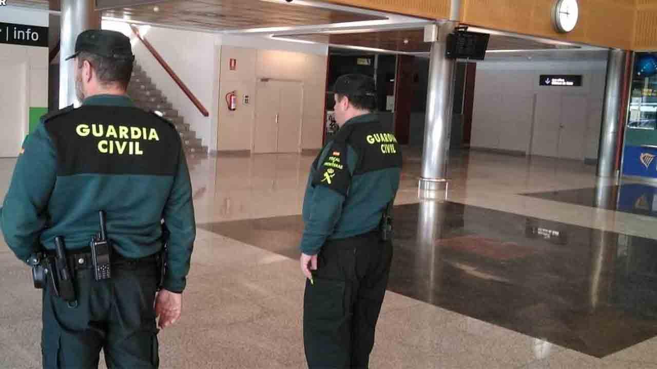 Condenado por atacar a una mujer que se dirigió a un Guardia Civil en catalán