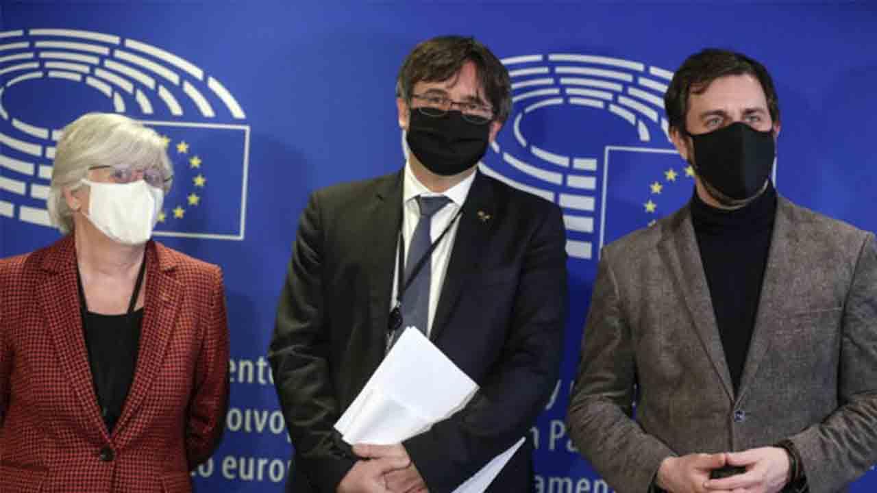 El Parlamento Europeo aborda esta tarde la inmunidad de Puigdemont