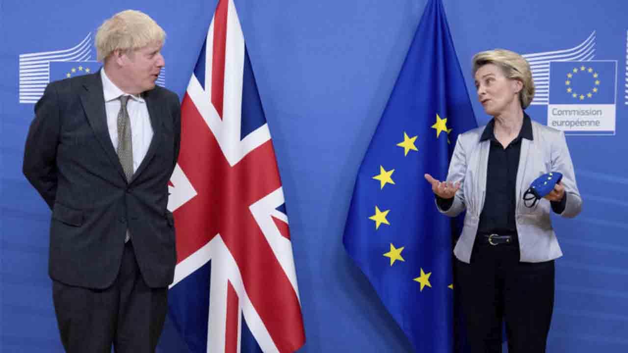 La UE y el Reino Unido negocian como garantizar la reciprocidad con las vacunas