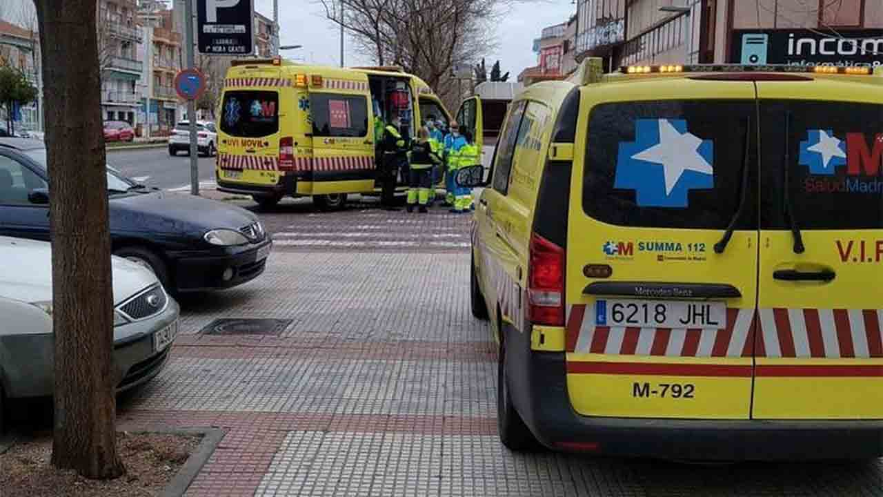 Un hombre mata de siete puñaladas a su ex pareja en Torrejón