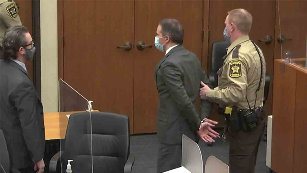 El asesino de George Floyd culpable de todos los cargos