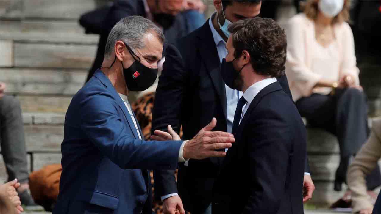 PSOE denuncia ante Junta Electoral la candidatura de Toni Cantó