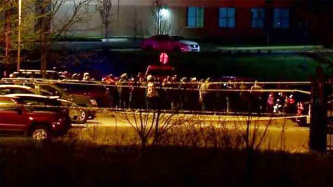 Varios heridos en un tiroteo en las instalaciones de FedEx de Indianápolis