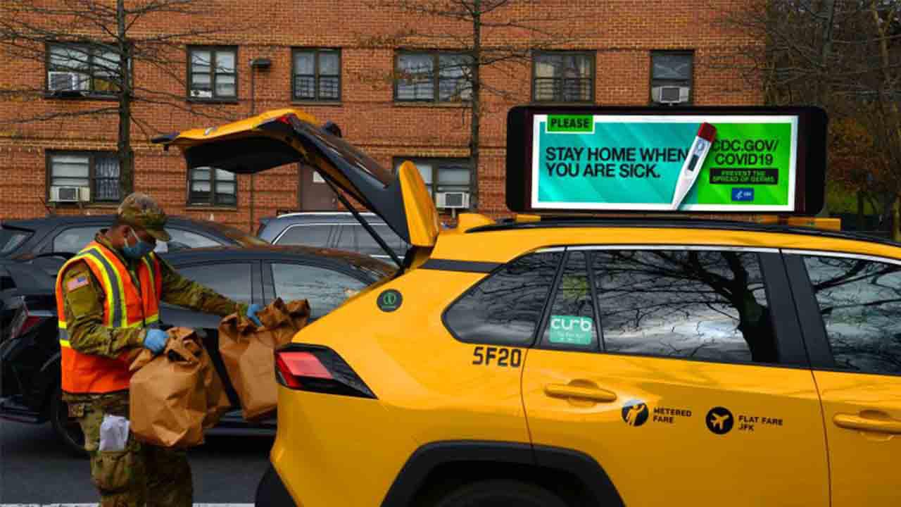 Uber firma un acuerdo de publicidad en Nueva York con Taxicab Board of Trade