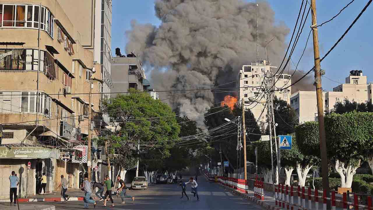 Clima de guerra en Gaza mientras los israelíes han matado ya a 67 palestinos