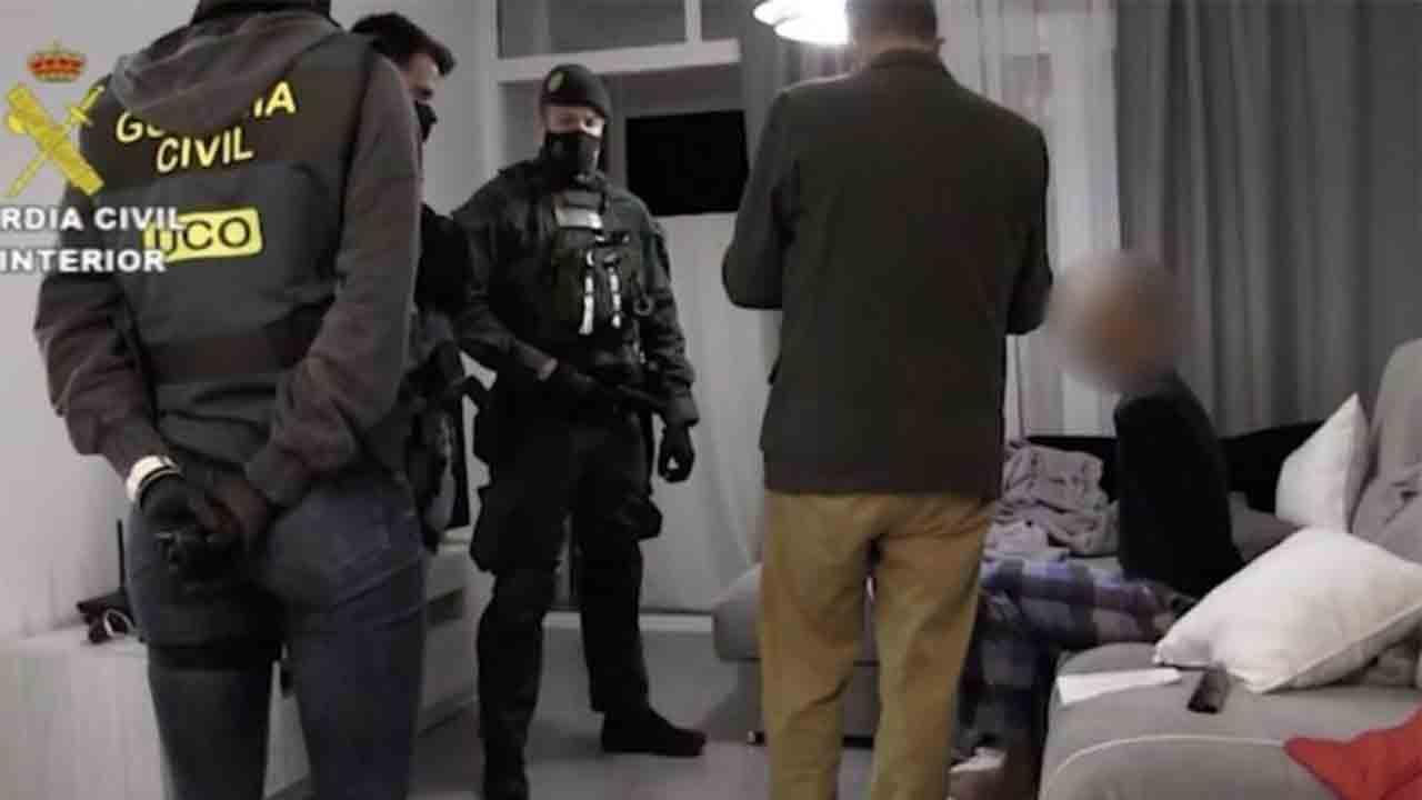 Desarticulado en Algeciras un grupo dedicado al tráfico internacional de cocaína
