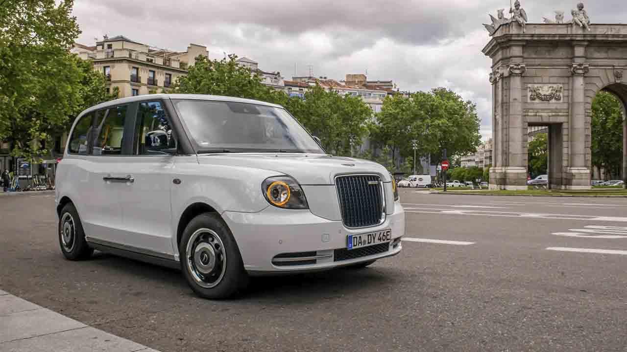 London Taxi abre su primer concesionario en Madrid