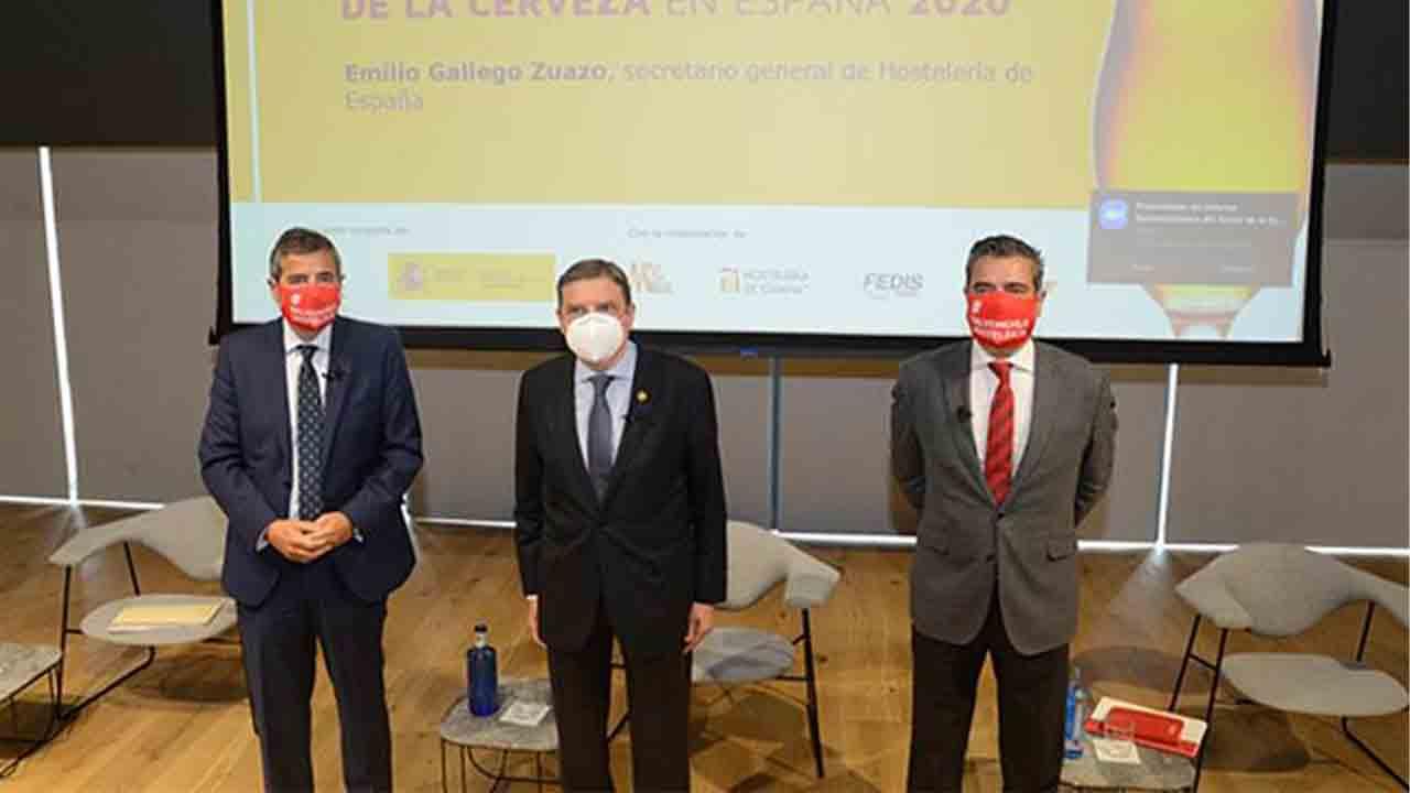 Luis Planas destaca el dinamismo del sector cervecero en la economía española