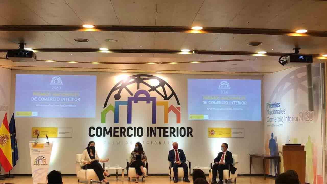 Adjudicados los Premios Nacionales de Comercio Interior 2021